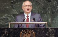 Gorbachev's New World Order