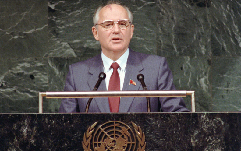 Gorbachev's New World Order