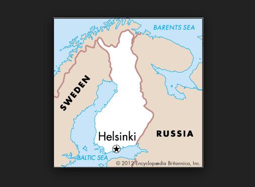 Treason in Helsinki