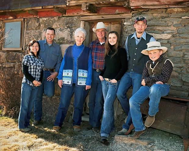 The Hammond Family