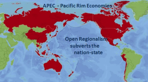 Common Resolve:  Forceful Open Regionalism