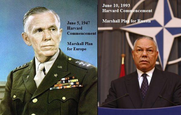 The Green Marshall Plan