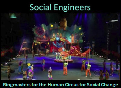 Foundations: Social Engineers for Gaming the Public
