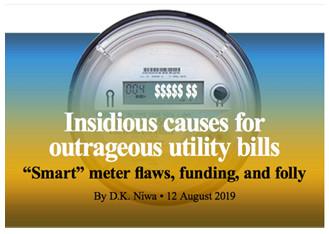 High Utility Bills