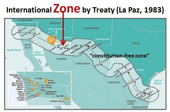 La Paz:  Border Breach