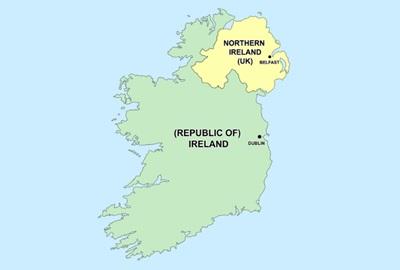 Ireland:  The Missed Tidbit