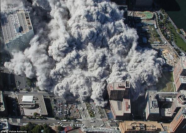 Did America Die on 9-11?
