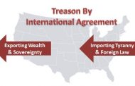 Importing Tyranny Through International Agreement