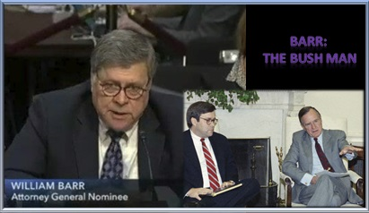 Barr:  The Bush Man