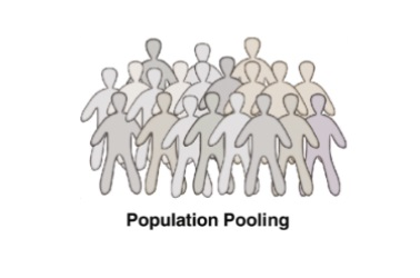 Management of Population Pools for Medical Research
