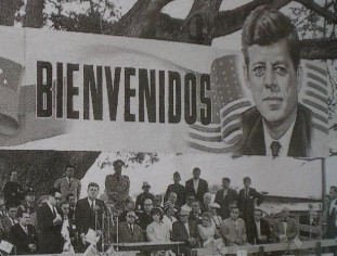 Kennedy:  Regionalizing Latin America
