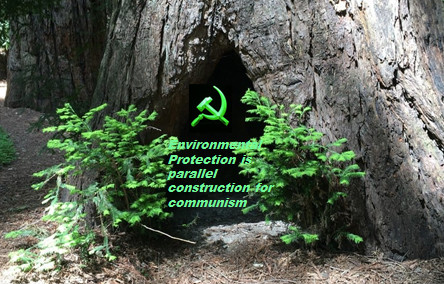 Green Tax Lawyers Funding Communism